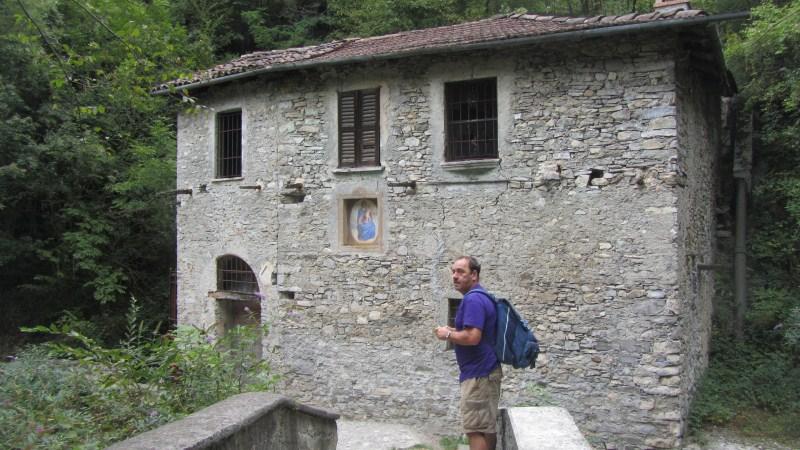 Il Mulino nei pressi dell'Orrido di Varenna