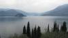 Panorama del lago sopra Varenna
