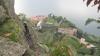 Il castello di Corenno visto dalle trincee della Linea Cadorna