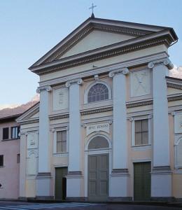 Chiesa San Zenone in Tonzanico