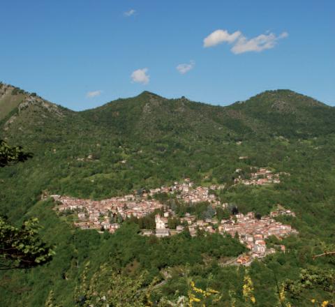 Esino Lario - Panorama