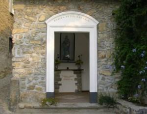 La Madonna del Rosario a Genico