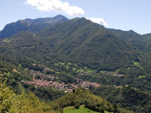Panorama Esino Lario