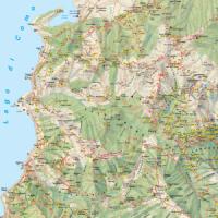 Scarica la cartina delle escursioni di Dervio