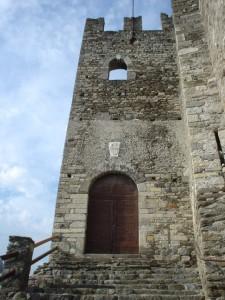 Castello di Corenno - Torre Sud