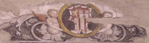 Chiesa di Corenno Plinio: Fregio Andreani