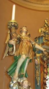 altare particolare 2 san lorenzo