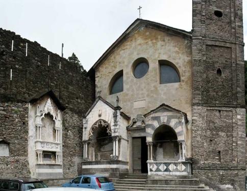 Chiesa di Corenno Plinio