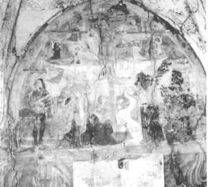 Chiesa San Martino: l'affresco perduto
