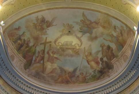 tagliaferri abside san lorenzo