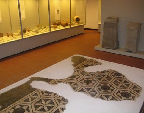 pavimento romano di Lierna