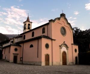 Abbadia Lariana - Parrocchia di San Lorenzo