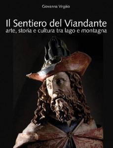 """Copertina Libro """"Il Sentiero del Viandante"""" di Giovanna Virgilio"""