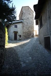 Torre di Crebbio ad Abbadia Lariana