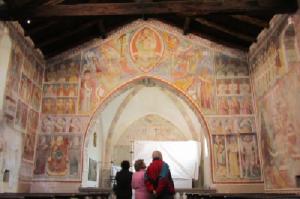 Affreschi Chiesa di San Giorgio