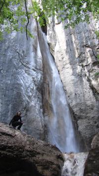 Cascata di Cenghen