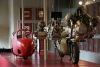 Mandello - Museo della moto Guzzi
