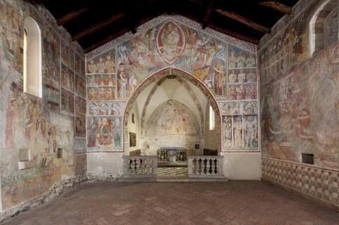 Affreschi della Chiesa di San Giorgio a Mandello