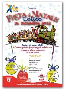 Llocandina Festa di Natale Colico 2012