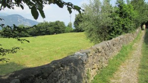 Il Sentiero del Viandante dopo Borbino