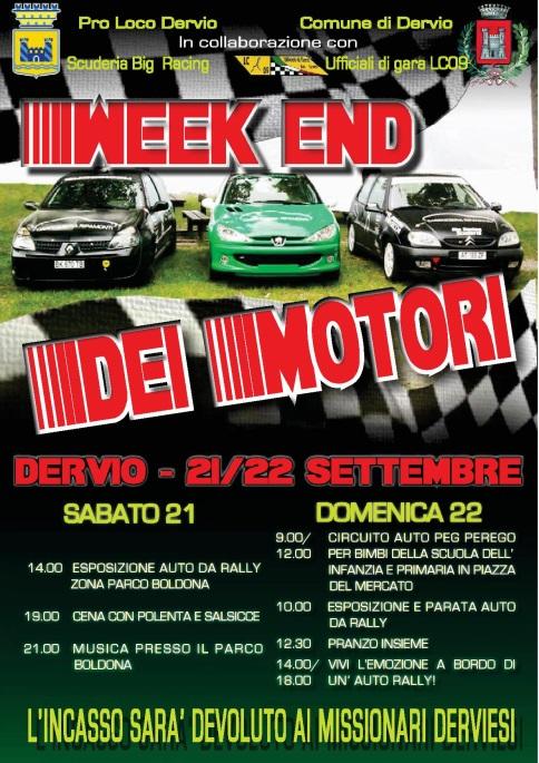 week end motori2013-2