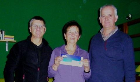 Sulle orme del Viandante 2013 consegna premio