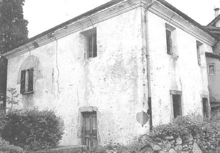 Chiesa Rotta in una fotografia del 1976