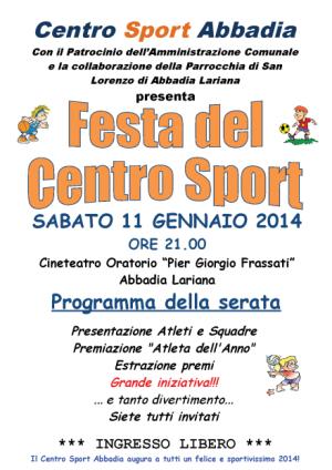 FestaCSA2014