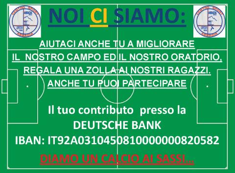 Sottoscrizione Campo Abbadia