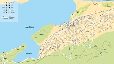 Scarica la Cartina di Colico