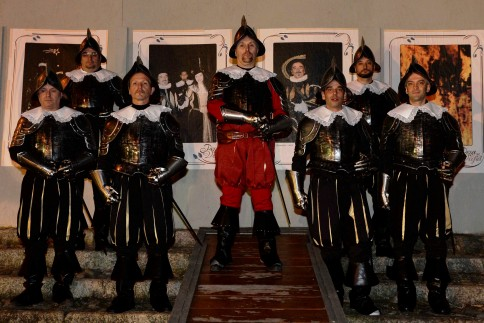 Pesa Vegia Guardie spagnole