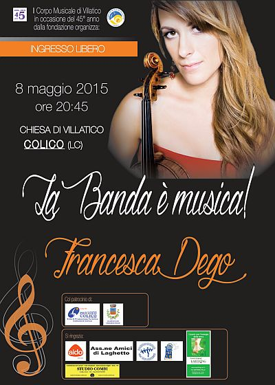 Francesca Dego 8 mag