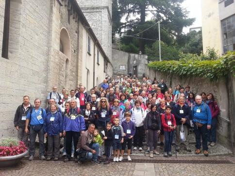 Viandante 2015 - Partecipanti Tappa Bellano - Dorio